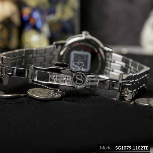 Đồng hồ nam SRWATCH SG1079.1102TE TIMEPIECE trắng chính hãng