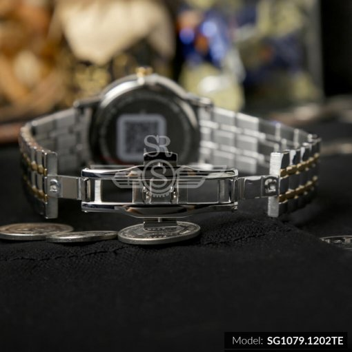 Đồng hồ nam SRWATCH SG1079.1202TE TIMEPIECE trắng chính hãng