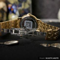 Đồng hồ nam SRWATCH SG1079.1402TE TIMEPIECE trắng chính hãng