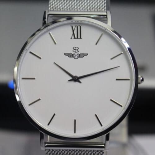 Đồng hồ nam SRWATCH SG1085.1102 trắng - 1