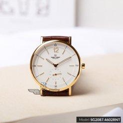 Đồng hồ nam SRWATCH SG2087.4602RNT RENATA trắng - 1