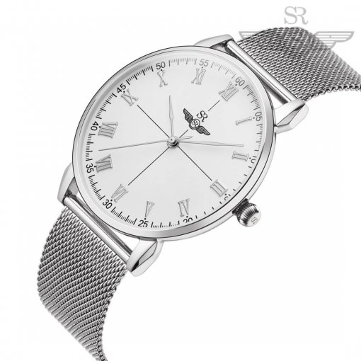 Đồng hồ nam SRWATCH SG2088.1102 trắng - 1