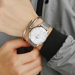 Đồng hồ nam SRWATCH SG2088.1102 trắng - 2