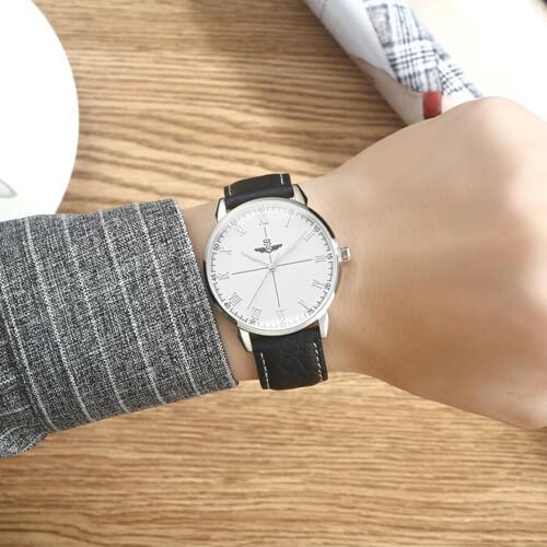 Đồng hồ nam SRWATCH SG2089.4102RNT RENATA trắng cao cấp