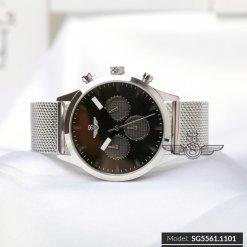 Đồng hồ nam SRWATCH SG5561.1101 đen- 1