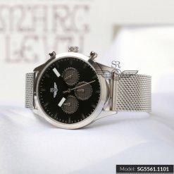 Đồng hồ nam SRWATCH SG5561.1101 đen- 2