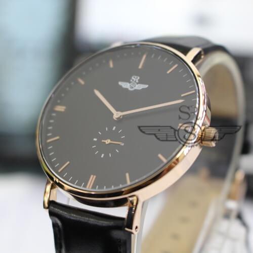 Đồng hồ nam Srwatch SG5771-1401 đen cao cấp
