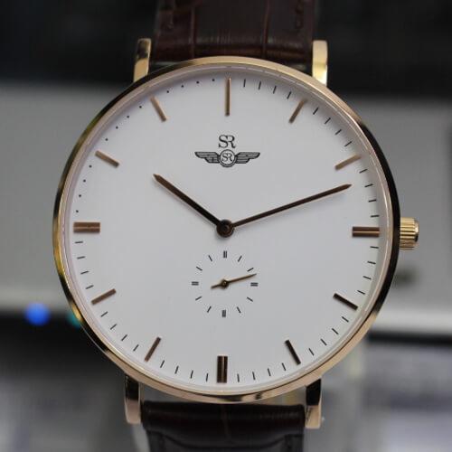 Đồng hồ nam Srwatch SG5771-1402 trắng cao cấp