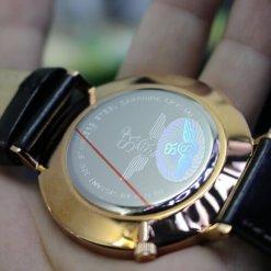 Đồng hồ nam Srwatch SG5781-1401 đen cao cấp