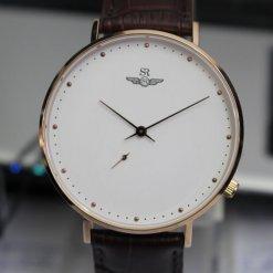 Đồng hồ nam Srwatch SG5781-1402 trắng chính hãng