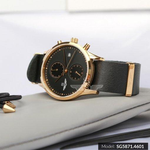 Đồng hồ nam SRWATCH SG5871.4601 đen - 2