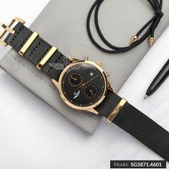 Đồng hồ nam SRWATCH SG5871.4601 đen - 3
