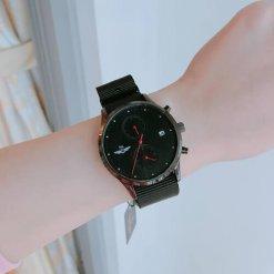 Đồng hồ nam SRWATCH SG5881.1601 đen - 1