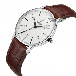 Đồng hồ nam SRWATCH SG6657.4102RNT RENATA trắng - 1