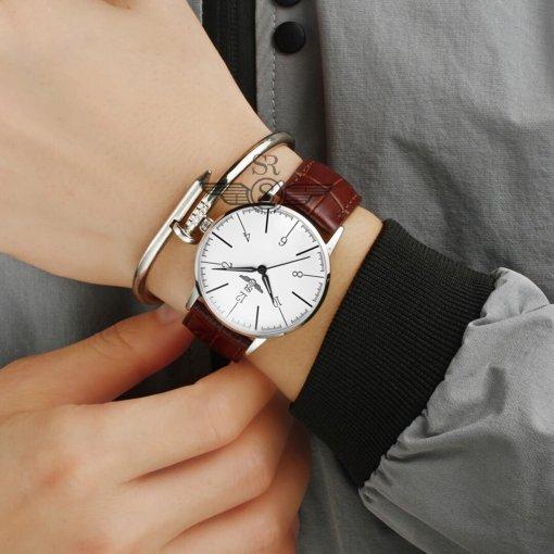 Đồng hồ nam SRWATCH SG6657.4102RNT RENATA trắng - 3