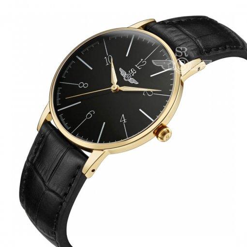 Đồng hồ nam SRWATCH SG6657.4601RNT RENATA đen - 1