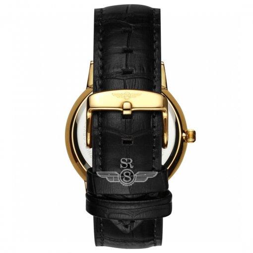 Đồng hồ nam SRWATCH SG6657.4601RNT RENATA đen - 2