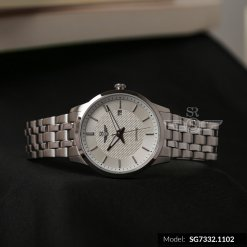 Đồng hồ nam SRWATCH SG7332.1102 trắng- 1