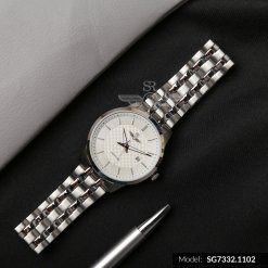 Đồng hồ nam SRWATCH SG7332.1102 trắng- 2