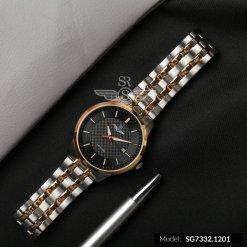 Đồng hồ nam SRWATCH SG7332.1201 đen - 2