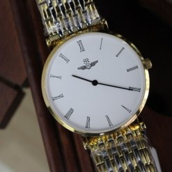 Đồng hồ nam SRWATCH SG8702.1202 trắng - 1
