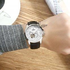 Đồng hồ nam SRWATCH SG8872.4102 trắng - 3