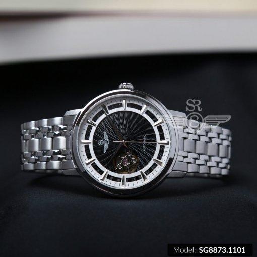 Đồng hồ nam SRWATCH SG8873.1101 đen - 1
