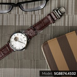 Đồng hồ nam SRWATCH SG8874.4102 trắng - 3