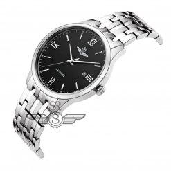 Đồng hồ nam SRWATCH SG9002.1101 đen - 1