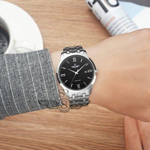Đồng hồ nam SRWATCH SG9002.1101 đen - 2