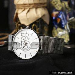 Đồng hồ nữ Srwatch SL1085.1102 màu trắng cao cấp