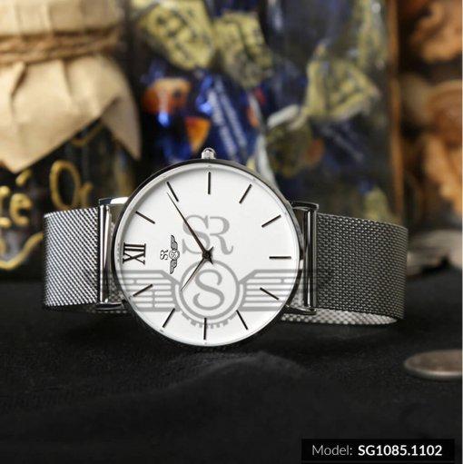 Đồng hồ nữ Srwatch SL1085.1102 màu trắng chính hãng