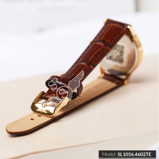 Đồng hồ nữ Srwatch SL1055-4602 trắng cao cấp