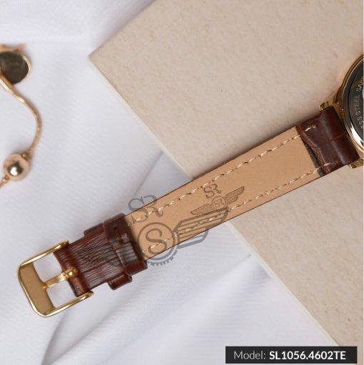 Đồng hồ nữ Srwatch SL1055-4602 trắng chính hãng