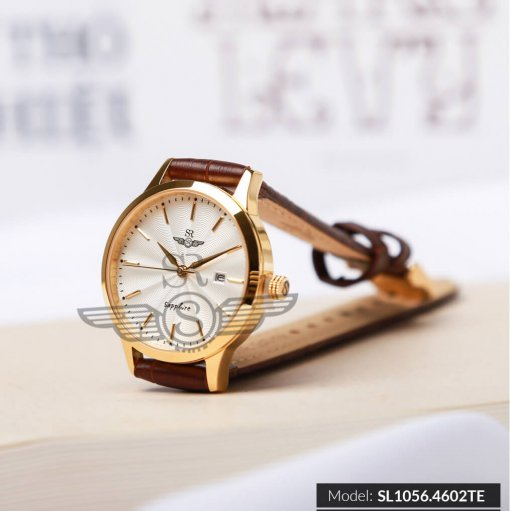 Đồng hồ nữ Srwatch SL1055-4602 trắng giá tốt