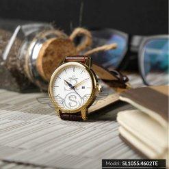 Đồng hồ nữ SRWATCH SL1055.4602TE TIMEPIECE trắng chính hãng giá tốt