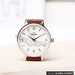 Đồng hồ nữ SRWATCH SL2086.4102RNT RENATA trắng giá tốt