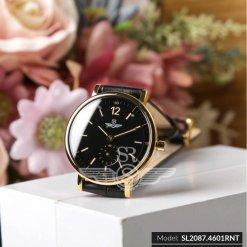 Đồng hồ nữ SRWATCH SL2087.4601RNT RENATA đen cao cấp