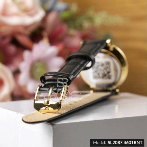 Đồng hồ nữ SRWATCH SL2087.4601RNT RENATA đen chính hãng