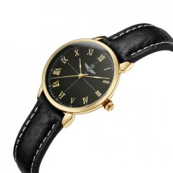 Đồng hồ nữ SRWATCH SL2089.4601RNT RENATA đen cao cấp