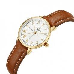 Đồng hồ nữ SRWATCH SL2089.4602RNT RENATA trắng cao cấp