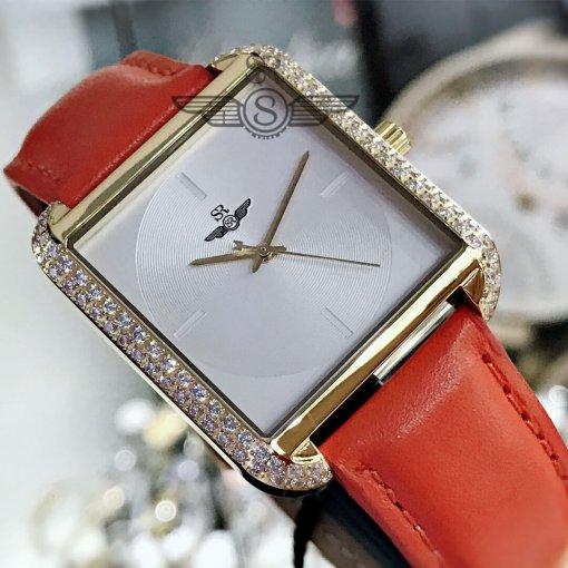 Đồng hồ nữ Srwatch SL2203.4302 trắng cao cấp