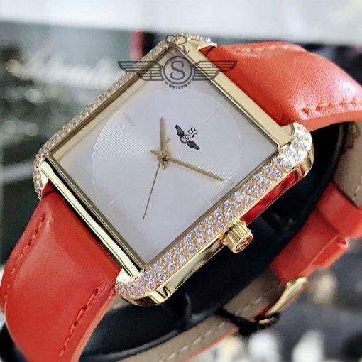 Đồng hồ nữ Srwatch SL2203.4302 trắng thương hiệu Nhật Bản