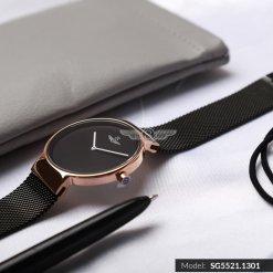 Đồng hồ nữ SRWATCH SL5521.1301 đen - 3