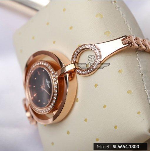 Đồng hồ nữ SRWATCH SL6654.1303 nâu - 3