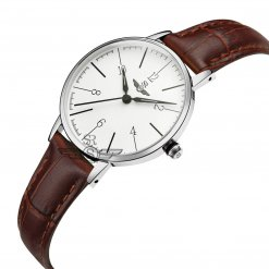 Đồng hồ nữ SRWATCH SL6657.4102RNT RENATA trắng - 1