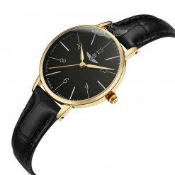 Đồng hồ nữ SRWATCH SL6657.4601RNT RENATA đen - 1