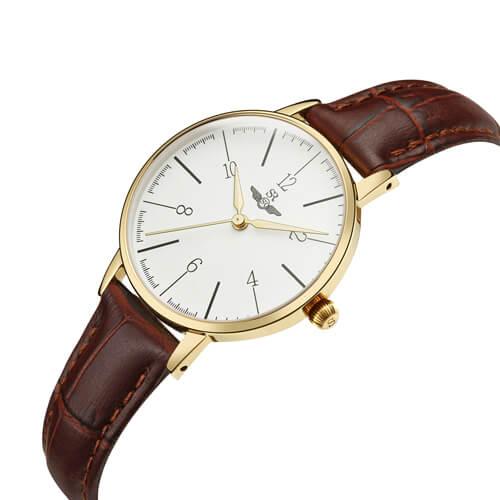 Đồng hồ nữ SRWATCH SL6657.4602RNT RENATA trắng chính hãng