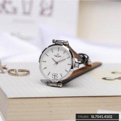 Đồng hồ nữ SRWATCH SL7541.4102 trắng - 1