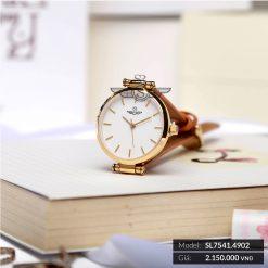 Đồng hồ nữ SRWATCH SL7541.4902 trắng - 1